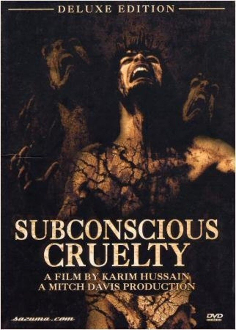 Subconscious Cruelty movie poster