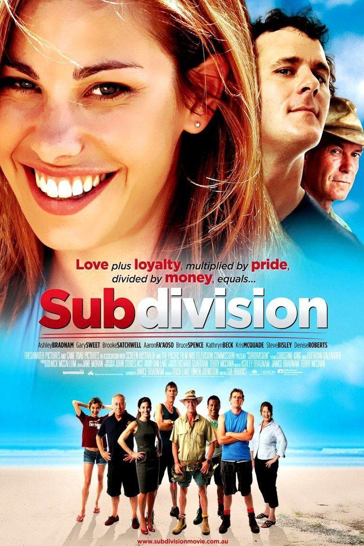 Subdivision (film) movie poster