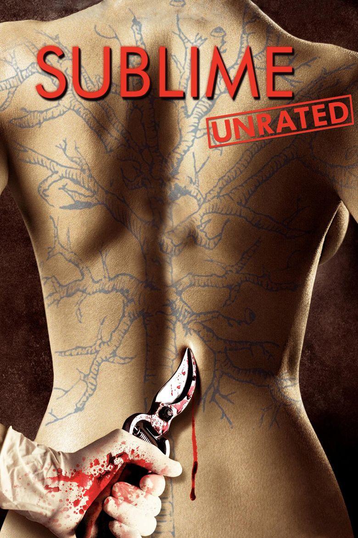 Sublime (film) movie poster