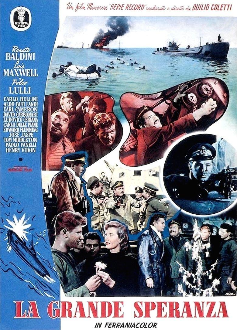 Submarine Attack movie poster