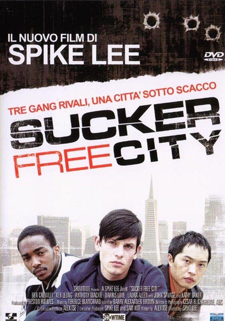 Sucker Free City movie poster