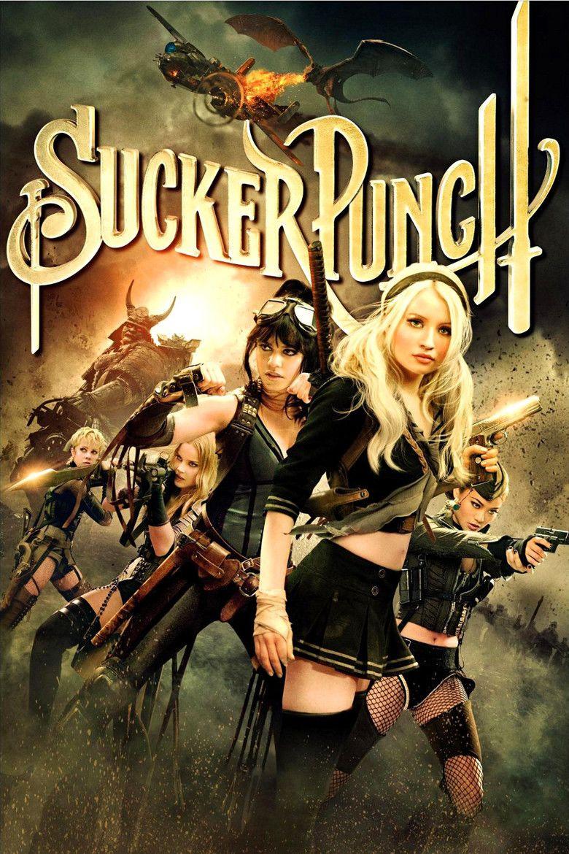 Sucker Punch (2011 film) movie poster