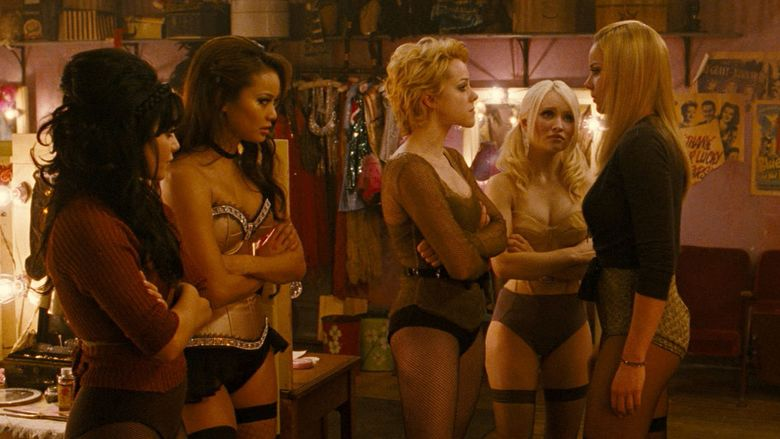 Sucker Punch (2011 film) movie scenes