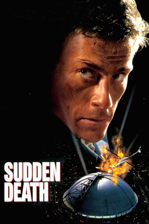 Sudden Death (1995 film) movie poster