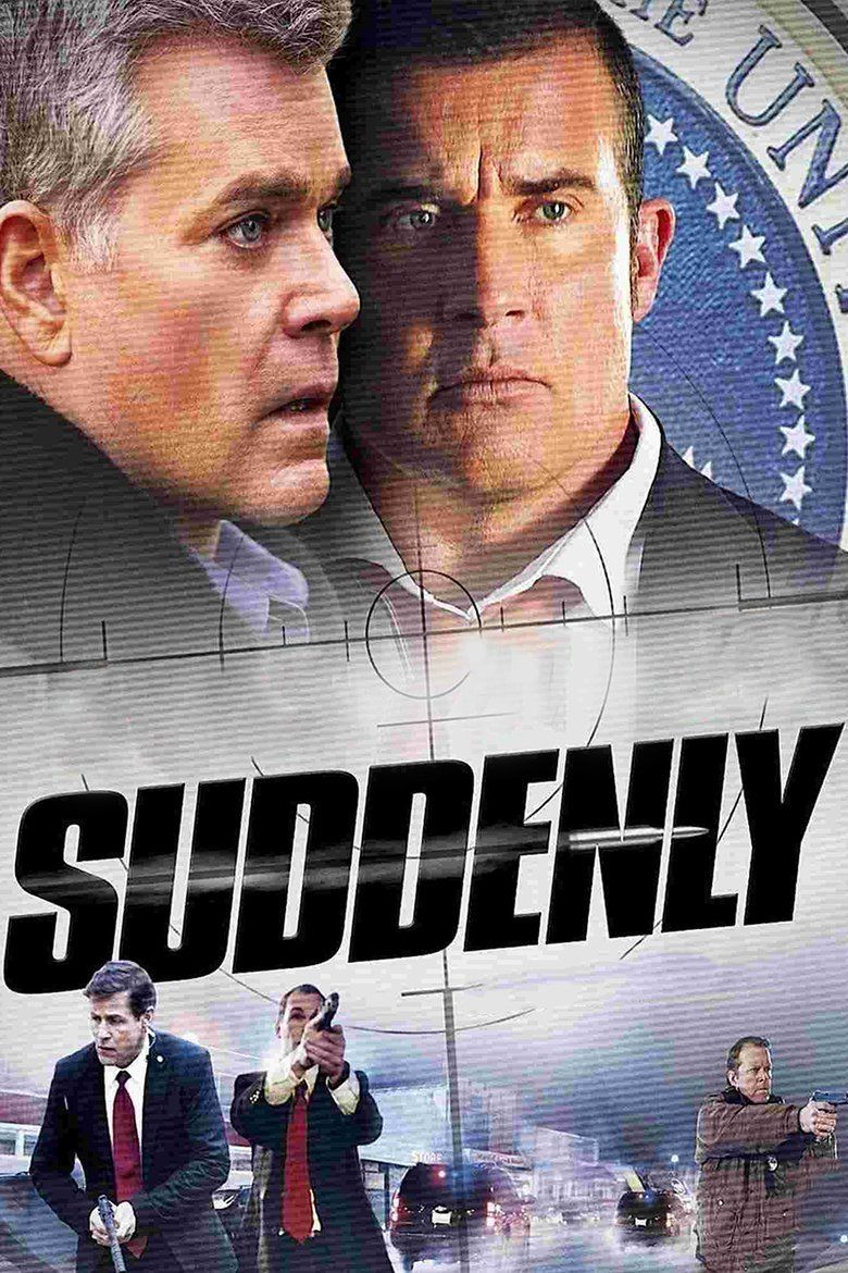 Suddenly (2013 film) movie poster