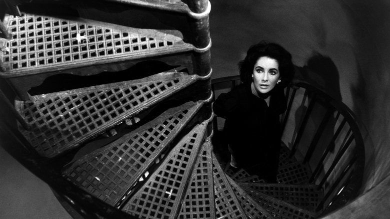 Suddenly, Last Summer movie scenes