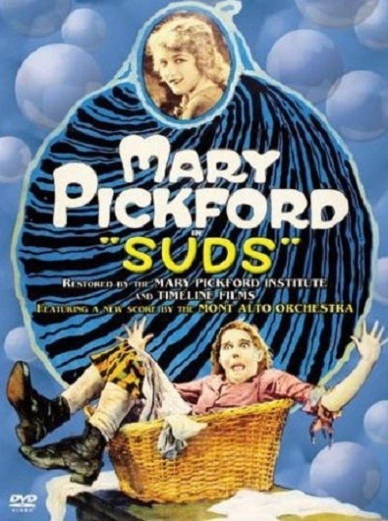 Suds (film) movie poster
