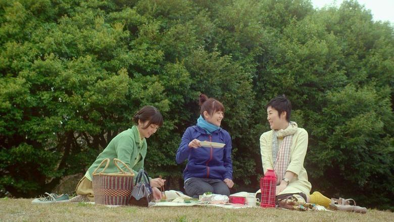 Sue, Mai and Sawa: Righting the Girl Ship movie scenes