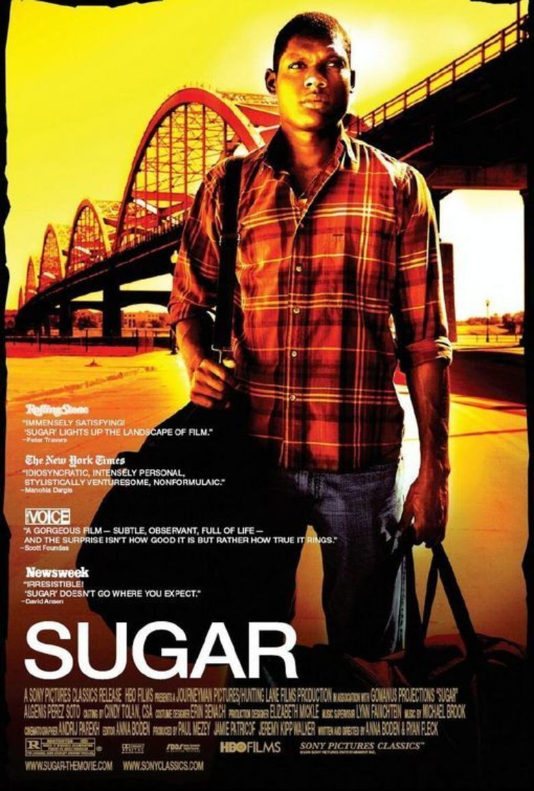 Sugar (2008 film) movie poster