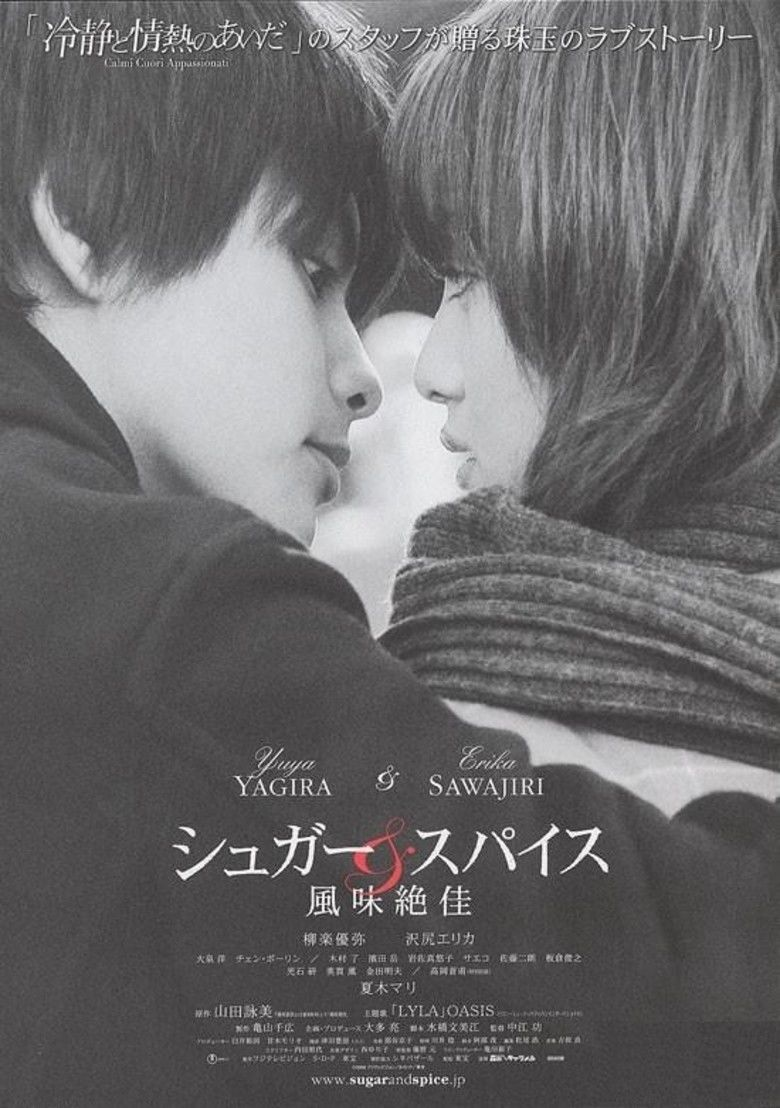 Sugar and Spice (2006 film) movie poster