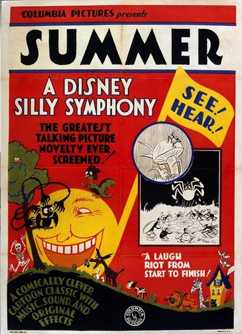 Summer (1930 film) movie poster