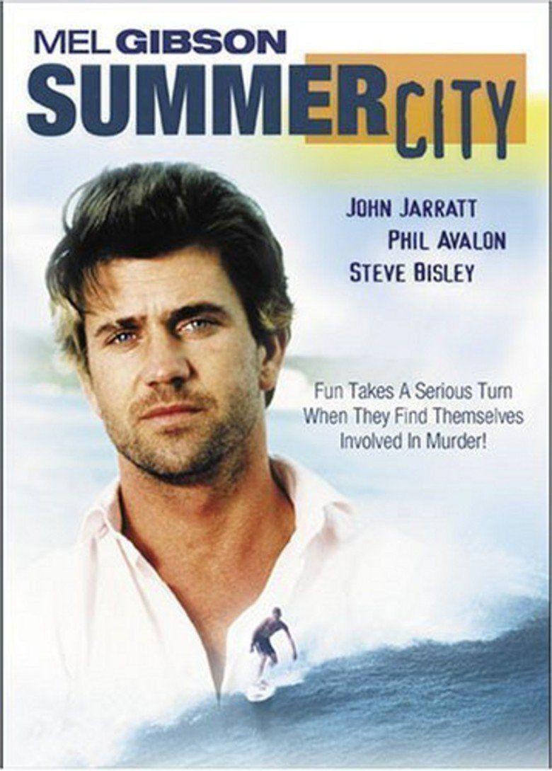 Summer City movie poster