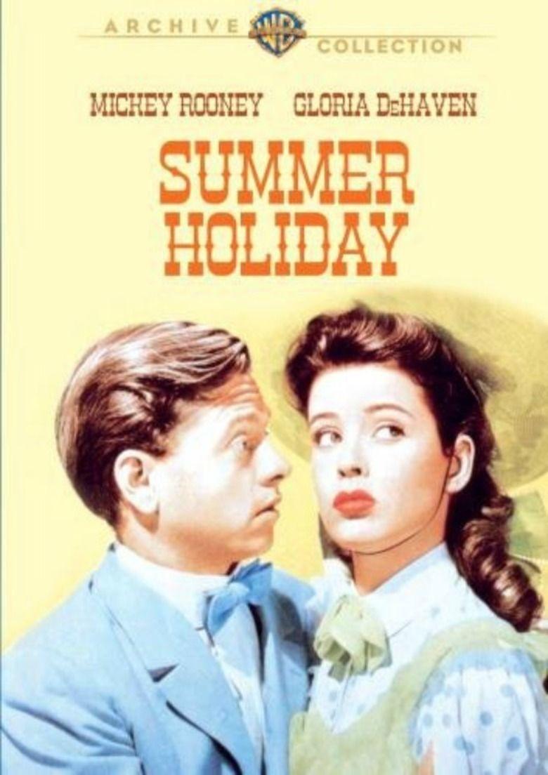 Summer Holiday (1948 film) movie poster