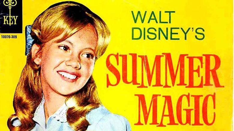 Summer Magic movie scenes
