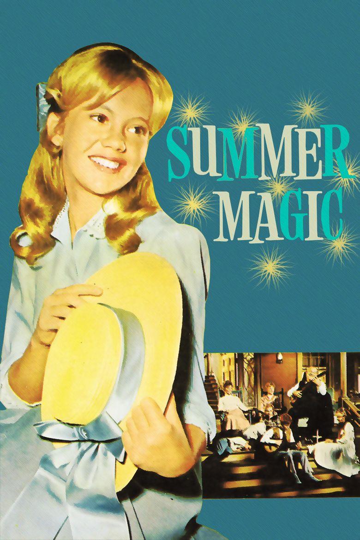 Summer Magic movie poster