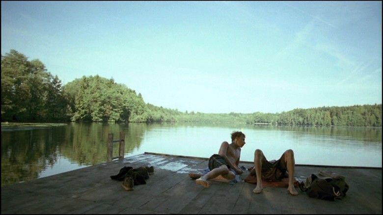 Summer Storm movie scenes