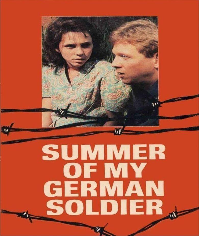 Summer of My German Soldier (film) movie poster