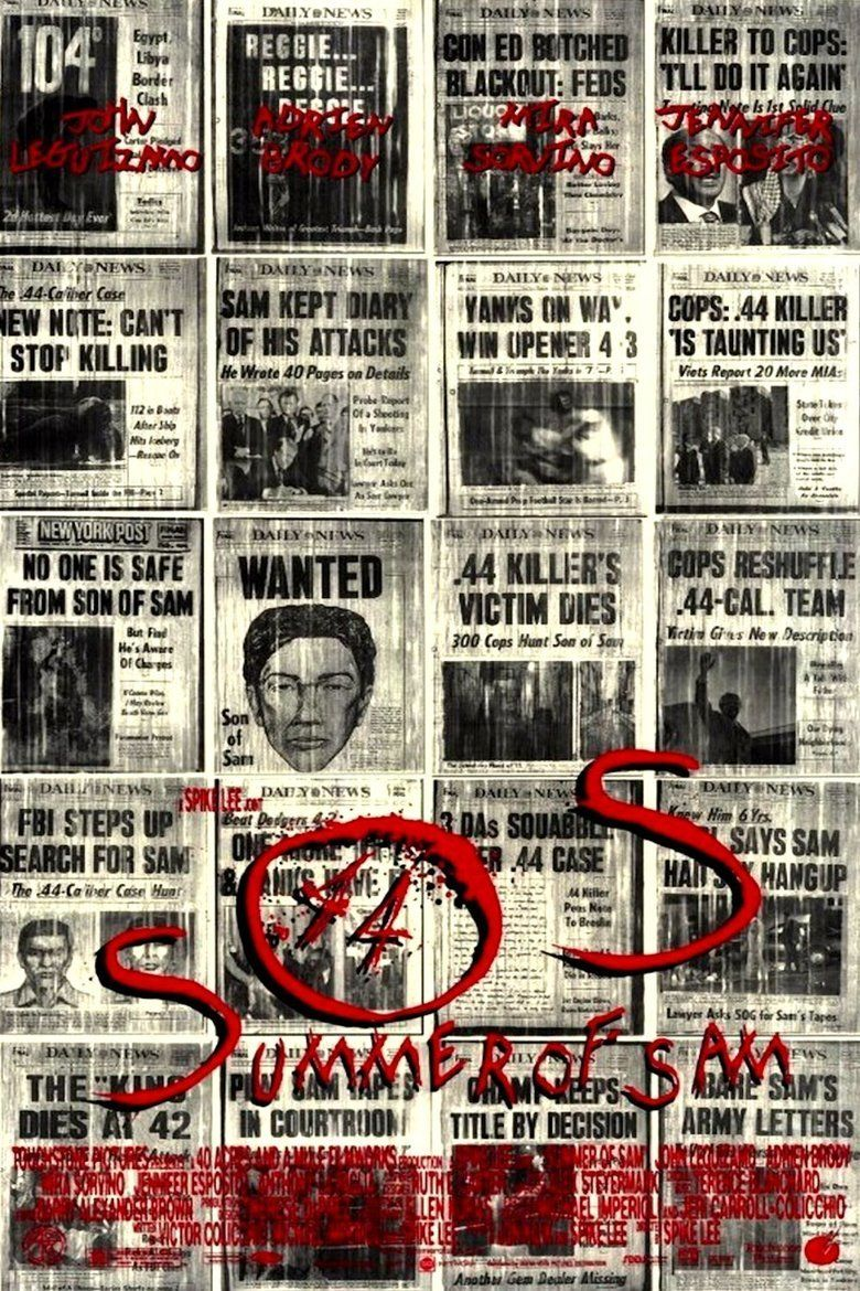 Summer of Sam movie poster
