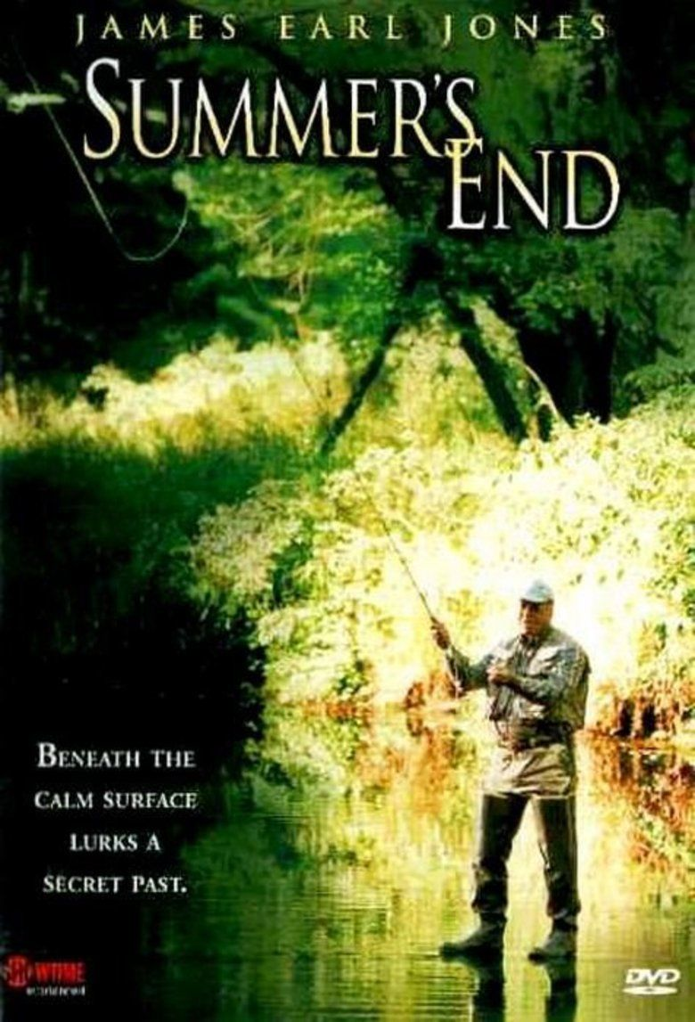 Summers End (film) movie poster