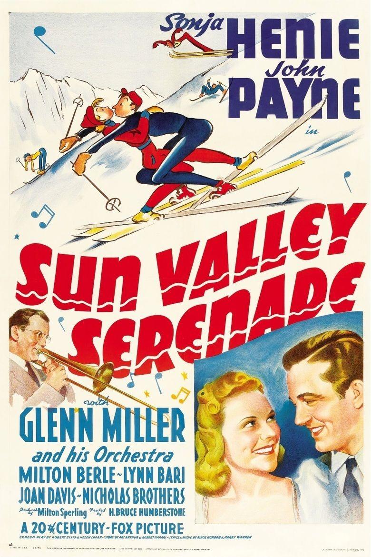 Sun Valley Serenade movie poster