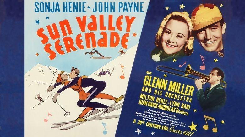 Sun Valley Serenade movie scenes