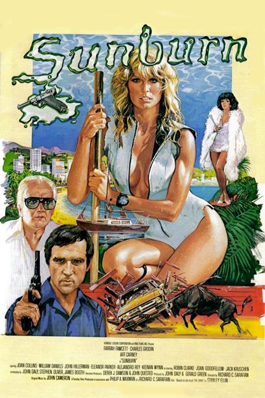 Sunburn (film) movie poster