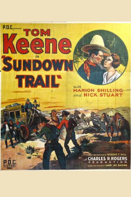 Sundown Trail movie poster