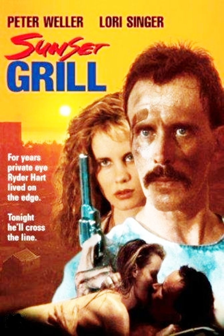 Sunset Grill (film) movie poster