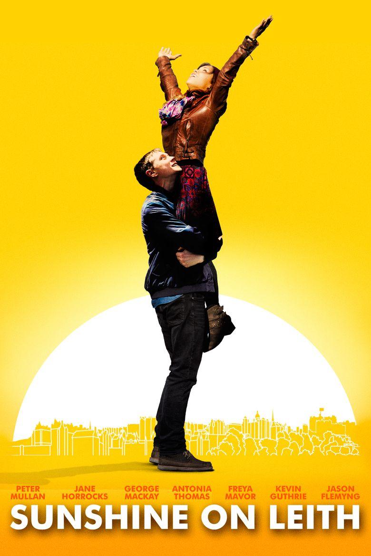 Sunshine on Leith (film) movie poster