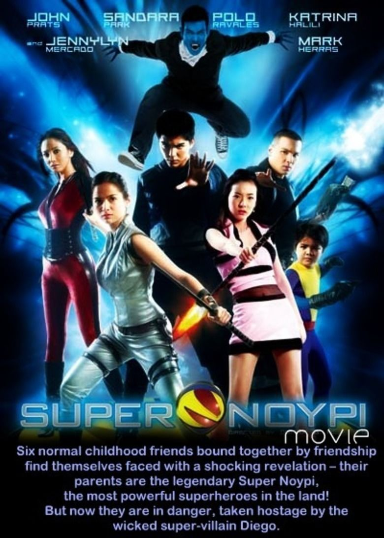 Super Noypi movie poster