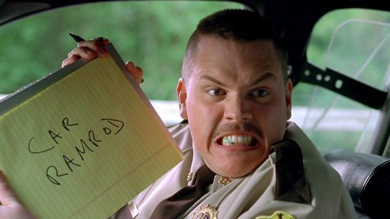 Super Troopers movie scenes