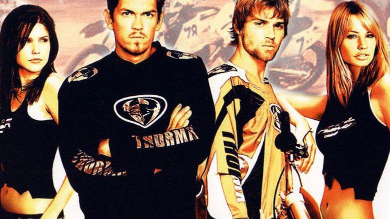 Supercross (film) movie scenes