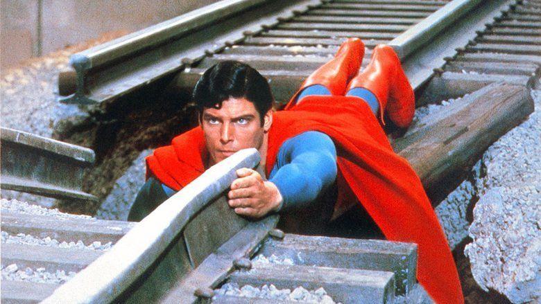 Superman (1978 film) movie scenes