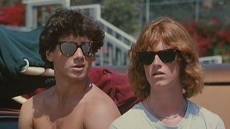 Surf II movie scenes