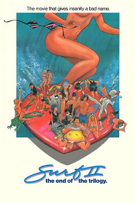Surf II movie poster