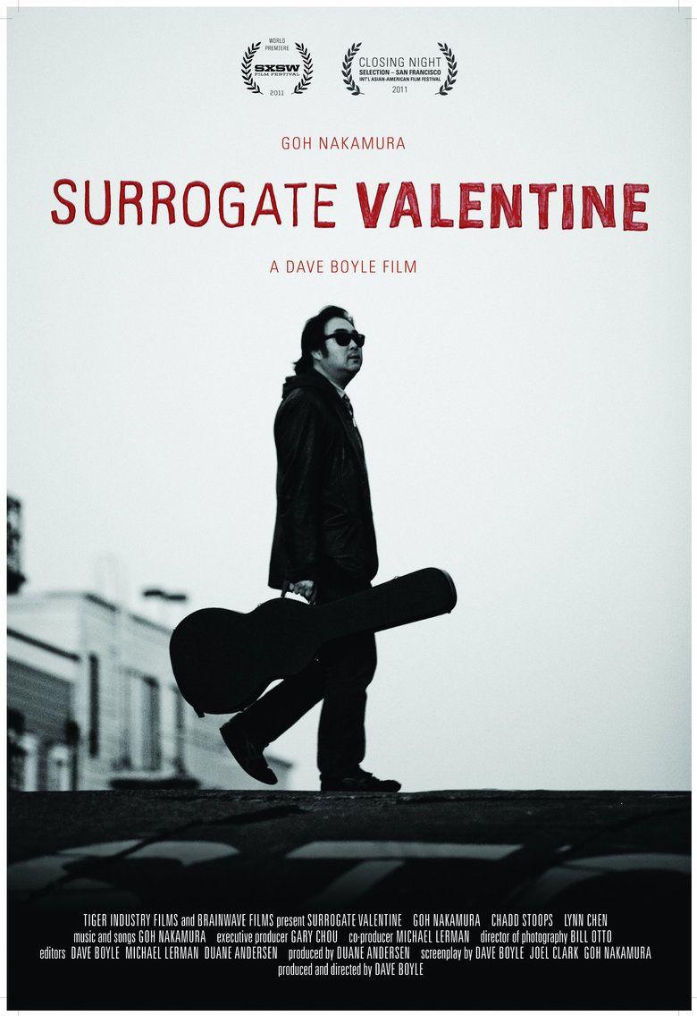 Surrogate Valentine movie poster