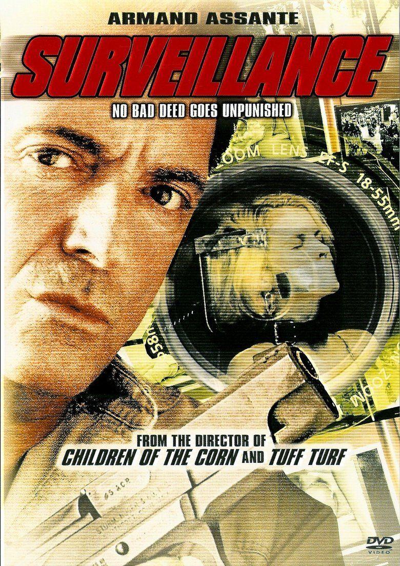 Surveillance (2006 film) movie poster