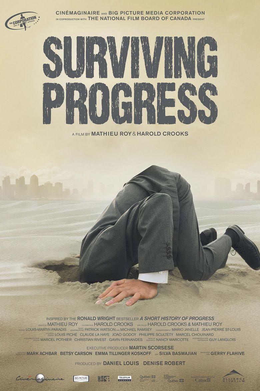Surviving Progress movie poster