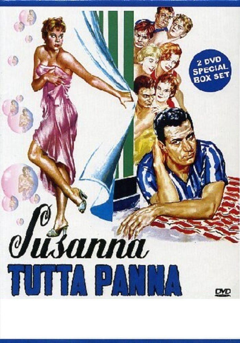 Susanna Whipped Cream movie poster