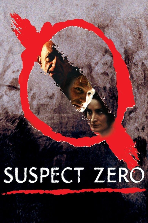 Suspect Zero movie poster