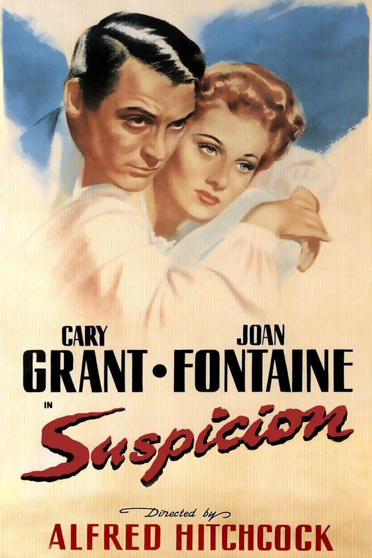 Suspicion (1941 film) movie poster
