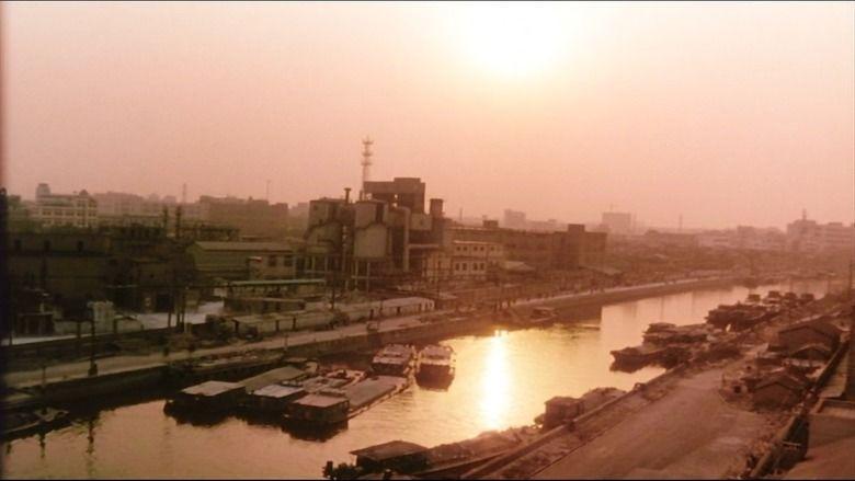 Suzhou River (film) movie scenes