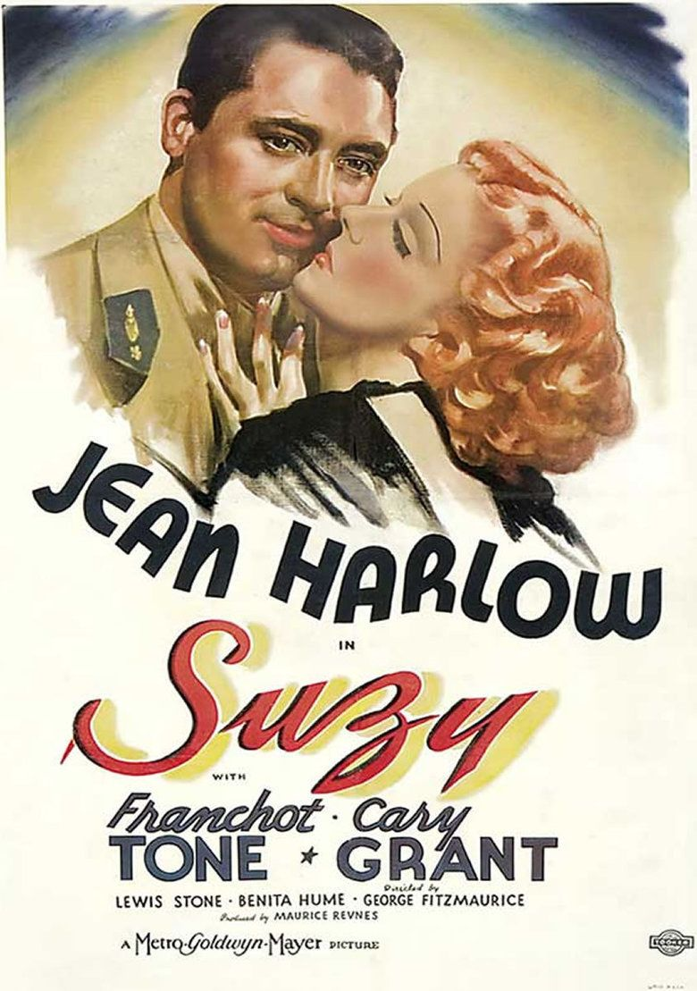 Suzy (film) movie poster