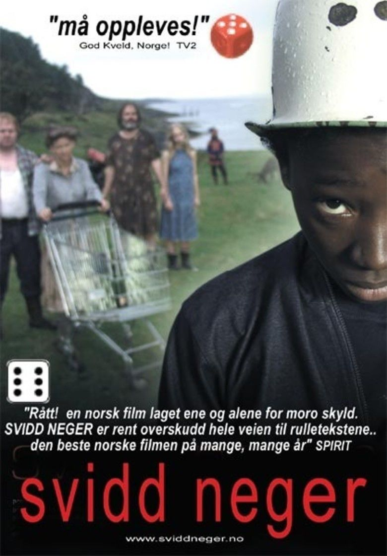 Svidd neger movie poster