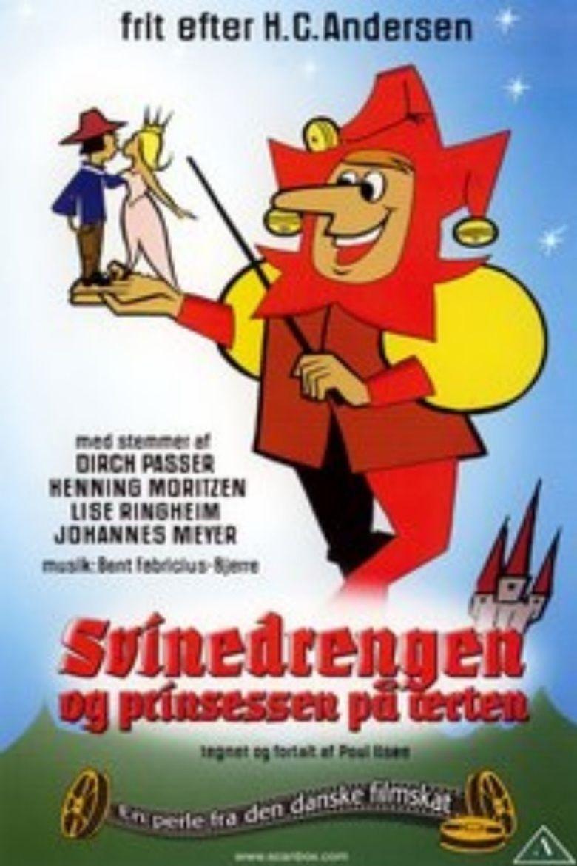 Svinedrengen og prinsessen pa aerten movie poster