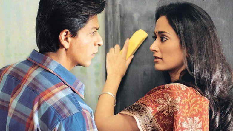 Swades movie scenes