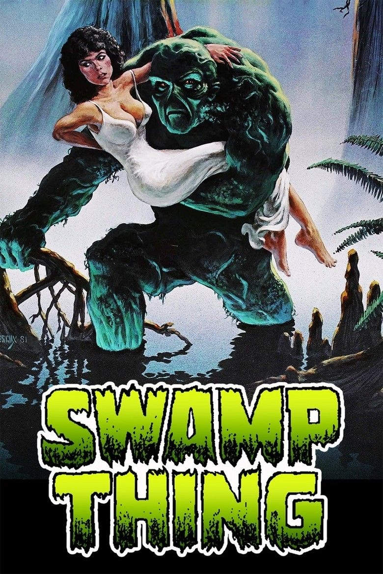 Swamp Thing Movie Review
