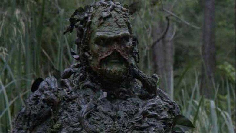 Swamp Thing (film) movie scenes