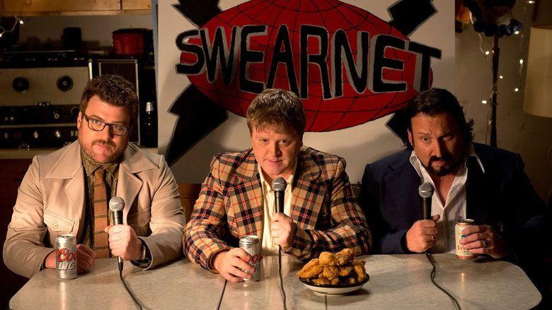 Swearnet: The Movie movie scenes