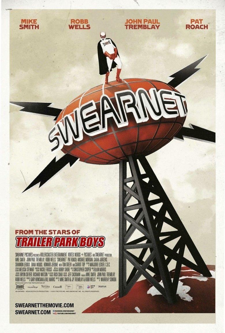 Swearnet: The Movie movie poster